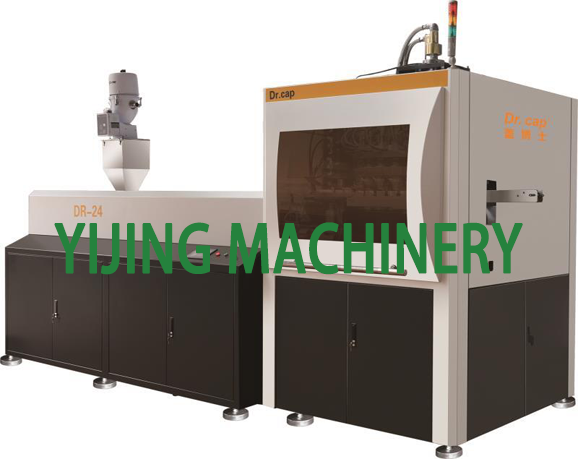 36 Caivty Automatic Cap Compression Molding Machine